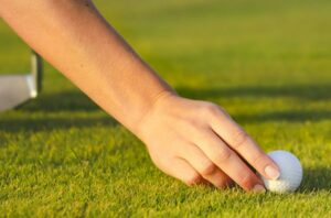 Golf-Physio-Training